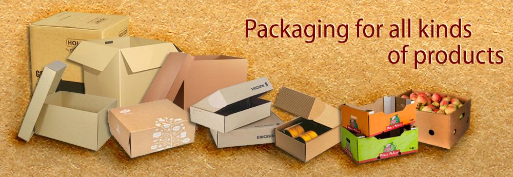 Dynamic Packaging G N Mills Coimbatore - Corrugated Box